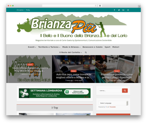 Voice | Shared by Themes24x7.com newspaper WordPress theme - brianzapiu.it