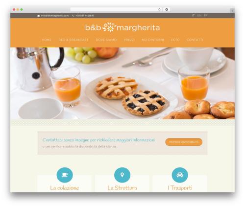 WP template Dream Spa - bbmargherita.com