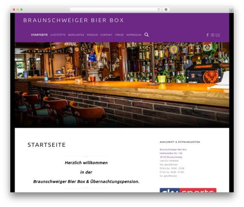 Free WordPress WP Header image slider and carousel plugin - braunschweiger-bier-box.de