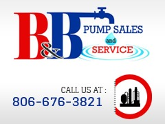 B&B Pump Sales and Service WordPress theme