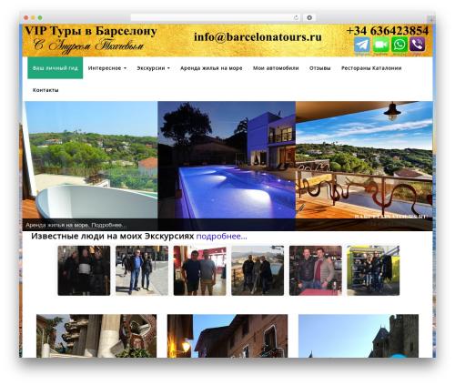 Free WordPress Bazz CallBack widget plugin - barcelonatours.ru