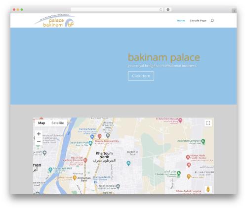 Free WordPress iPanorama 360 WordPress Virtual Tour Builder plugin - bakinampalace.com