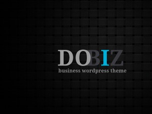 DoBiz WordPress template for business