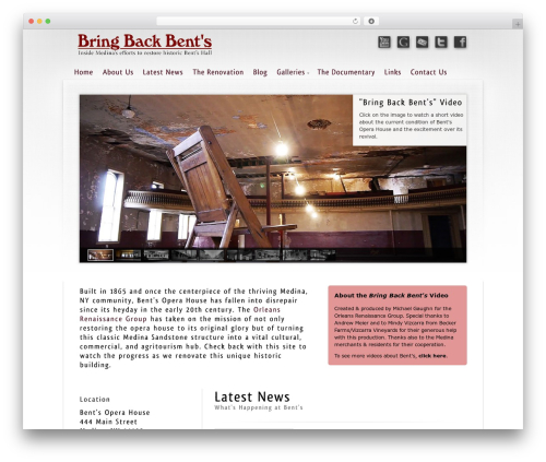 Prestige Ultimate Wordpress Theme best WordPress theme - bringbackbents.com