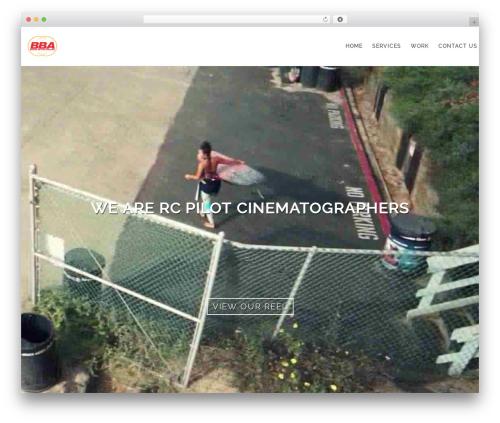 Tides top WordPress theme - biggerbetterairlines.com