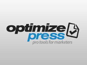 OptimizePress WordPress page template
