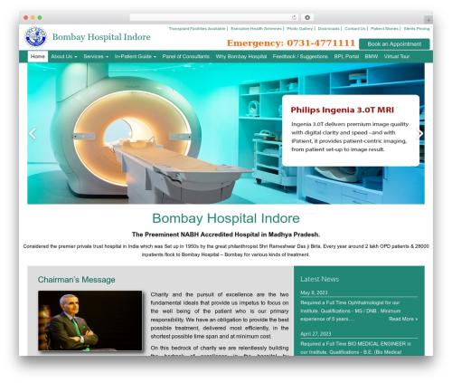 Free WordPress Contributors: shariarbd plugin - bombayhospitalindore.com