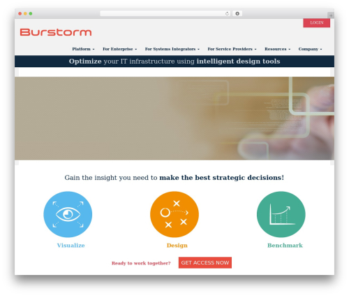 Free WordPress WordPress Picture / Portfolio / Media Gallery plugin - burstorm.com