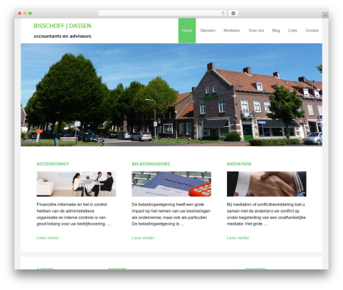 Free WordPress Super RSS Reader plugin - bdadviseurs.nl