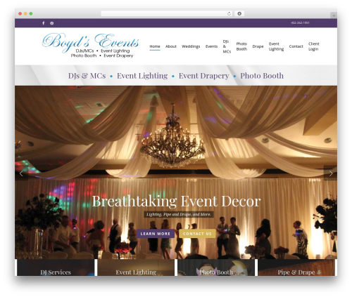 WordPress amazing-hover-effects-pro plugin - boydsevents.com