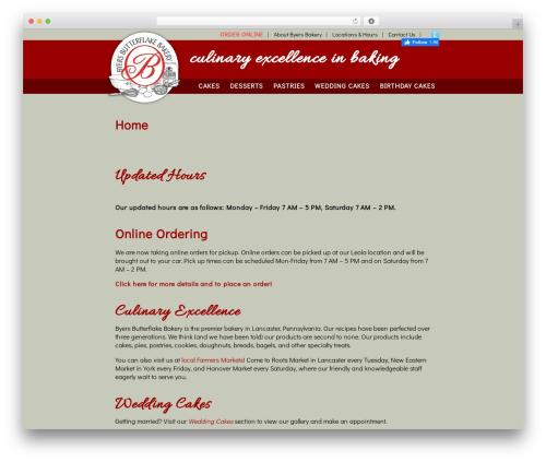 Free WordPress Photo Gallery by 10Web – Responsive Image Gallery plugin - byersbakery.com