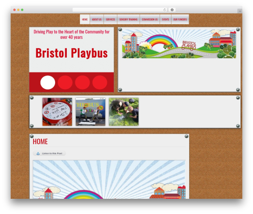 DISCUSSION WordPress theme free download - bristolplaybus.org