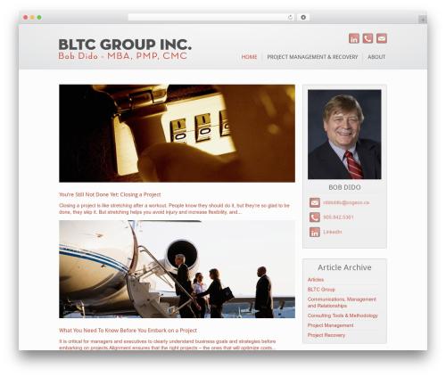 Inspire WP template - bltcgroupinc.com
