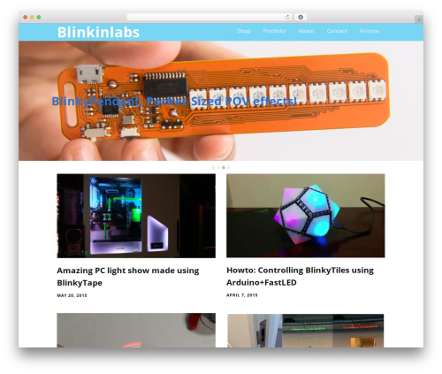 Make theme free download - blinkinlabs.com