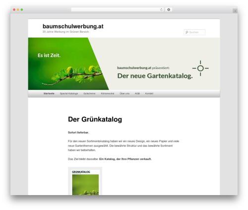 WordPress wc-aelia-foundation-classes plugin - baumschulwerbung.at