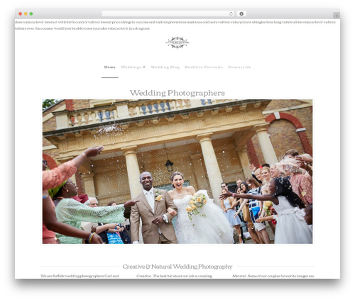 X WordPress theme image - bushfirephotography.co.uk