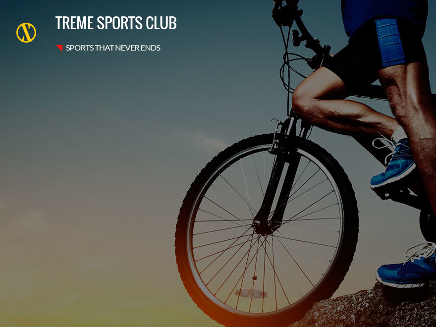 Best WordPress template X-Sport