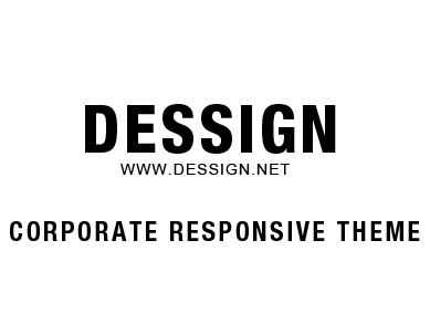 Corporate Responsive WordPress Theme WordPress theme