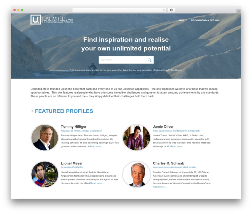 Free WordPress Search Everything plugin - unlimited.me