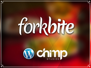 Fork Bite Theme WordPress template for photographers