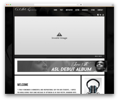 Fusion MSMW WordPress website template - ftp.alstlouis.com