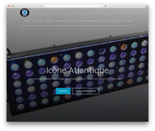 WordPress megamenu-pro plugin - fr.orphek.com