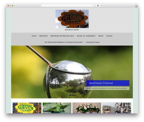 Hathor theme WordPress free - felsoval.nl