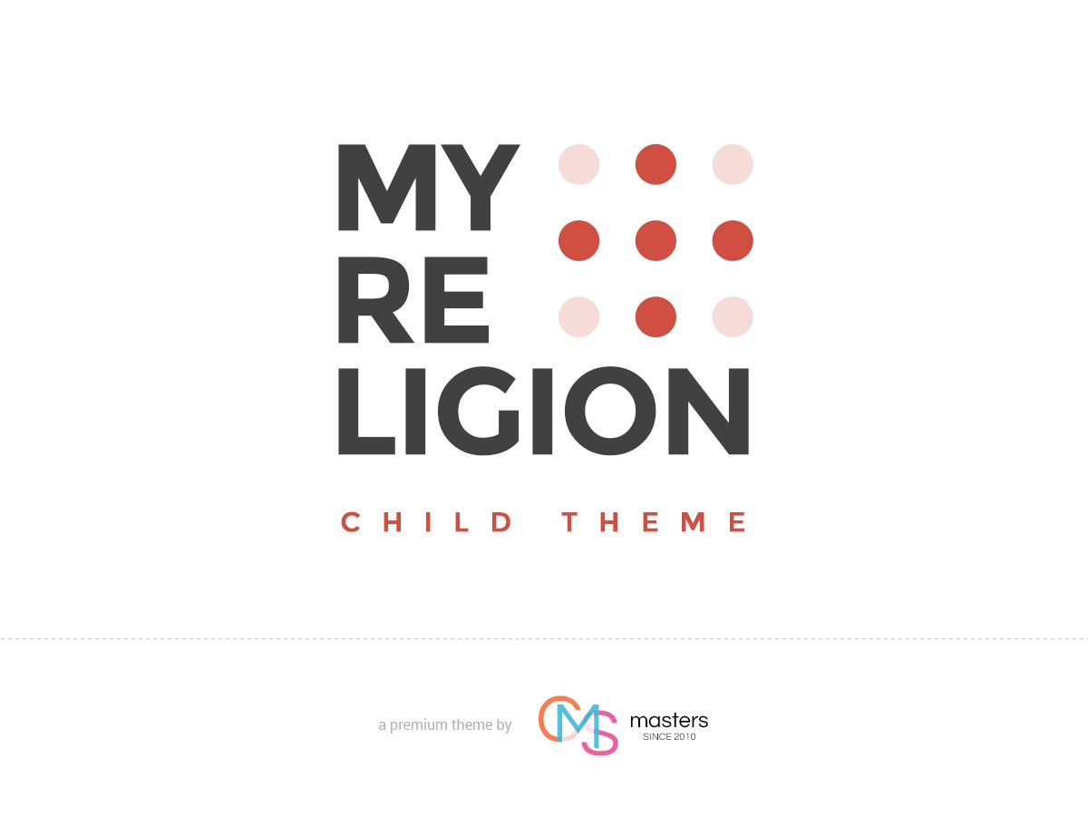 My Religion Child template WordPress