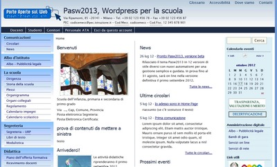 pasw2013 WordPress theme