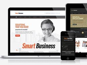 Smart Business business WordPress theme