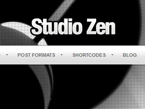 Studio Zen for WordPress top WordPress theme