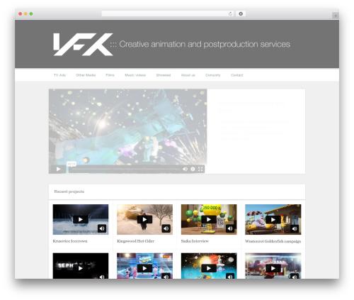 Theme WordPress Motion Picture - ftp.vfx.cz
