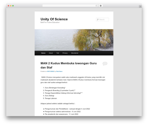 Free WordPress Easy Custom Auto Excerpt plugin - unityofscience.org