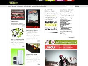 WordPress theme Verkkolehti '13