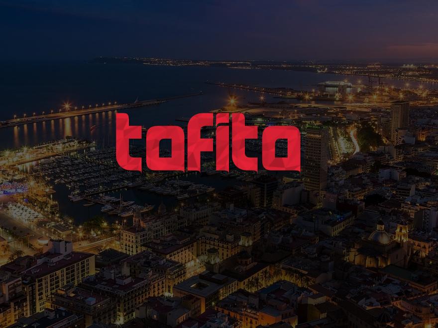 WordPress website template Tofito