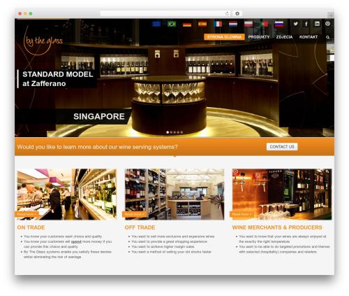 Theme WordPress Kallyas - bytheglass.pl