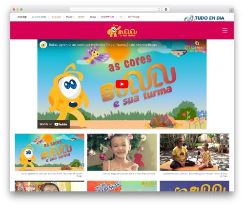 Applay WP template - bululu.com.br