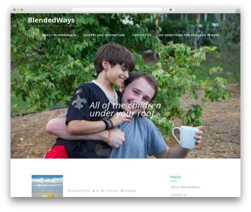 Free WordPress Image Watermark plugin - blendedways.com
