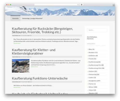 Coller WordPress free download - blog.teamalpin.com