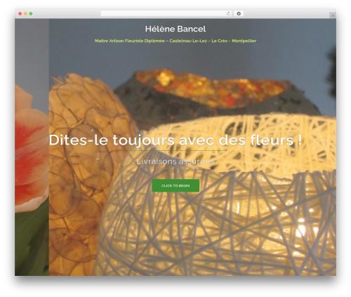 Free WordPress Ecwid Ecommerce Shopping Cart plugin - bancel-fleurs.fr