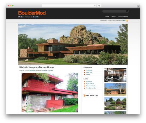 statement WordPress theme free download - bouldermod.com