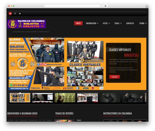 Free WordPress googleCards plugin - bujinkan.com.co/dojo