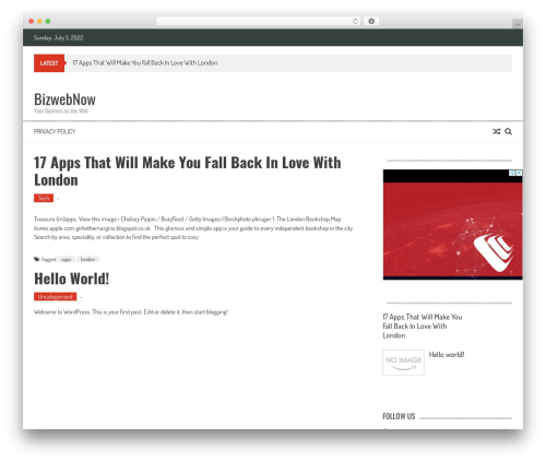 Free WordPress vooPlayer v4 plugin - bizwebnow.com