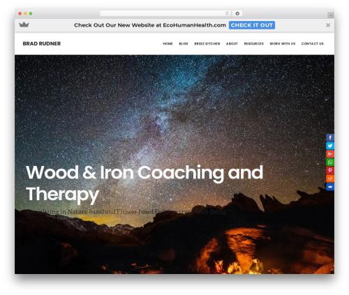 Free WordPress Custom Banners plugin - bradrudner.com
