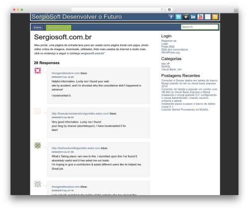 DroidPress WordPress free download - blog.sergiosoft.com.br