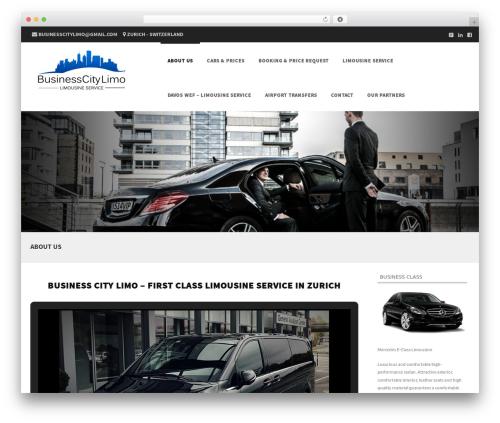 Formation free WordPress theme - businesscitylimo.com