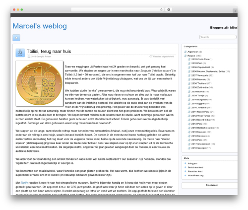 Suffusion WordPress theme - blog.bokhorst.eu