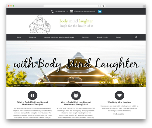 Free WordPress Spider FAQ plugin - bodymindlaughter.co.uk
