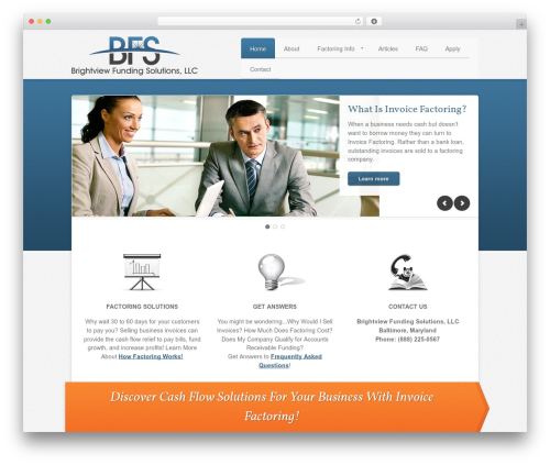 Education Child Theme WordPress theme - brightviewfundingsolutions.com