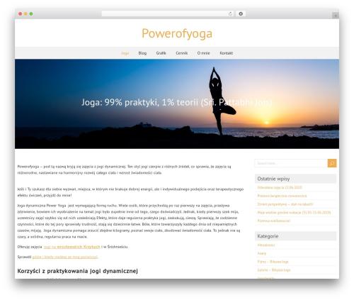 ForeverWood WordPress free download - bjoga.pl